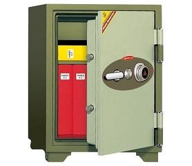 Сейф огнеупорный 070 Механический код + ключ + ручка
