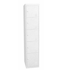 Локер металлический 5-секционный (шкаф для одежды)