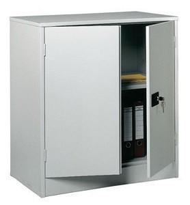 Шкаф архивный металлический 2-дверный малый