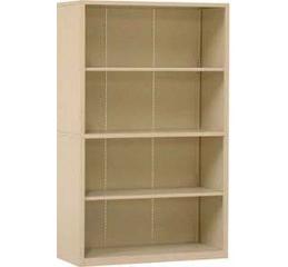 Шкаф для книг и папок открытый SB-3060 серый